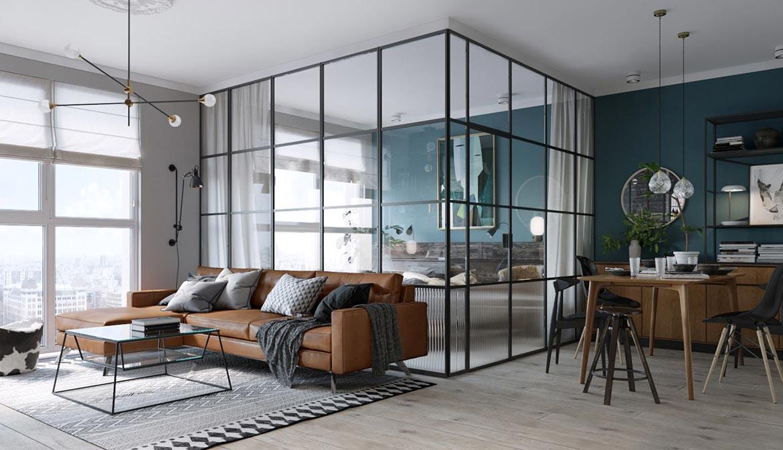 Interior style 3